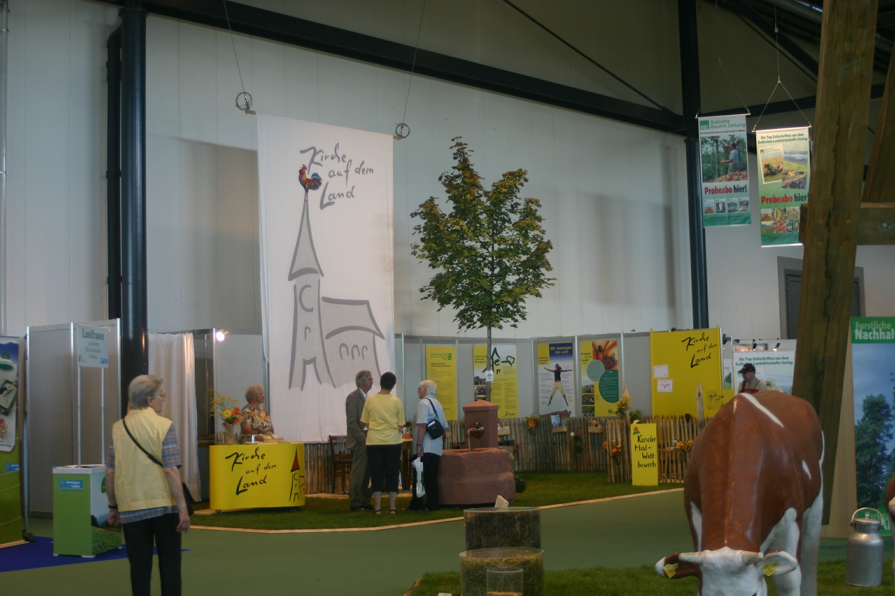 Badenmesse totale